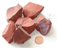 Red Jasper Raw Stone - XXL