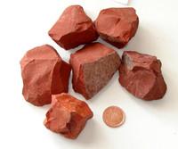 Raw Red Jasper - XXXL
