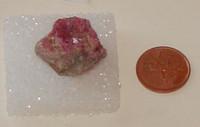 Cobalto Calcite - Specimen E