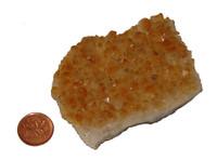 Citrine Healing Stone Cluster - Specimen P