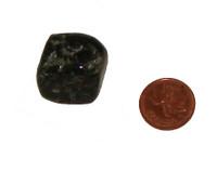 Seraphinite - tumbled - Specimen J