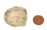 Semi Tumbled Natural Citrine Stones - Specimen D