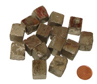 Pyrite Cubes Natural - extra large