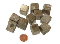 Pyrite Cube - XXXL