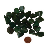 Tumbled African Jade - extra small