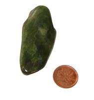Tumbled Jade Nephrite Stones - Specimen B