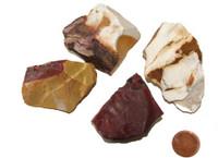 Mookaite Jasper Rough Stones - XXX Large