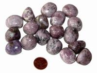Lepidolite Tumbled Stone - large