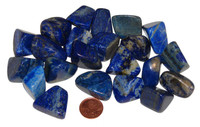 Tumbled Lapis Lazuli Stone - Large