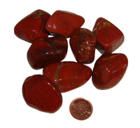 Tumbled Red Jasper - extra large