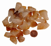 Citrine Points - Small