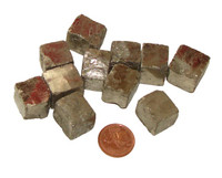 Iron Pyrite Cubes - Large