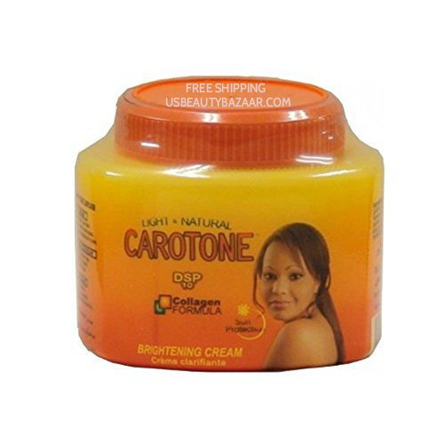 Carotone Brightening Cream Jar 11.1 oz