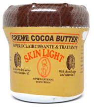 Skin Light Cocoa Butter Lightening Body Cream