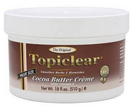 Topiclear Cocoa Butter Cream 18 oz
