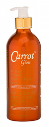 Carrot Glow Intense Toning Beauty Milk - Carrot Glow Lotion
