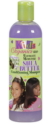 Africa's Best Kids Organics Ultimate Moisture Shea Butter Conditioning Shampoo 12 fl oz