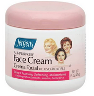 Jergens All-Purpose Face Cream 15 oz