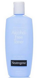Neutrogena Alcohol-Free Facial Toner - 8.5 fl oz bottle