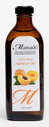 Mamado 100% Pure Apricot Oil 150 ml