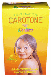 Carotone Brightening Soap 6.7 oz