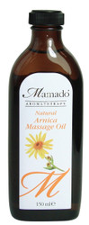 Mamado Natural Arnica Massage Oil 150ml