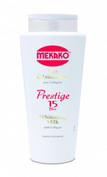 Mekako Prestige 15 Plus Whitening Milk with Collagen 400ml