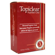 TOPICLEAR Number One Soap 3.0 oz(85g)