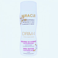 DRM4 MIRACLE Shea Butter Lightening Milk 500ml / 16.8oz