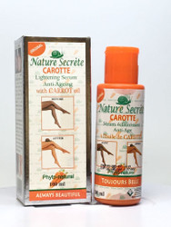 Nature Secrete Lightening Serum with Carrot Oil 100 ml