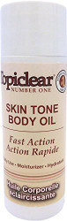 Topiclear Number One Skin Tone Body oil
