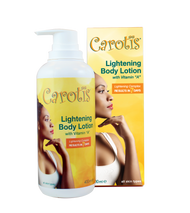Carotis Lightening Body Lotion Results In 7 Days