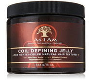 As I Am Naturally Coil Defining Jelly 16 oz