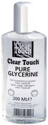 Clear Touch Pure Glycerine 200ml