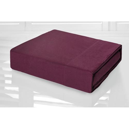 Shiraz Sheet Set 225TC Easy Care Percale | King Single Bed
