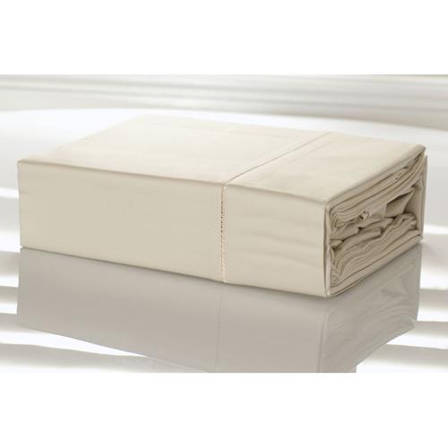 100% Egyptian Cotton Sheet Set 1100TC Cream | King Bed