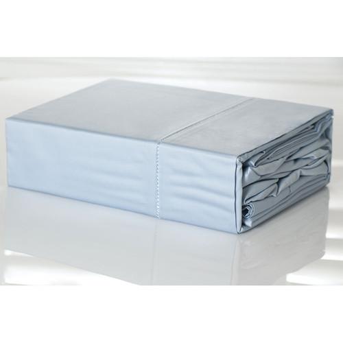 100% Egyptian Cotton Sheet Set 1100TC Blue | King Bed