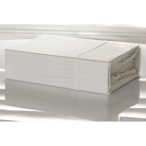 100% Egyptian Cotton Sheet Set 1100TC White | Queen Bed