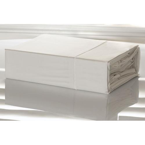 100% Egyptian Cotton Sheet Set 1100TC White | King Bed