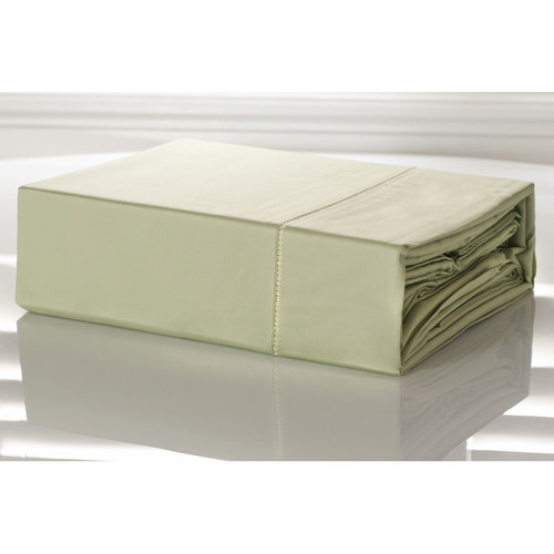100% Egyptian Cotton Sheet Set 1100TC Green   Queen Bed