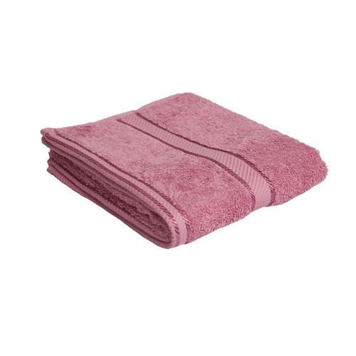 100% Cotton Rose Pink Towels | Hand Towel