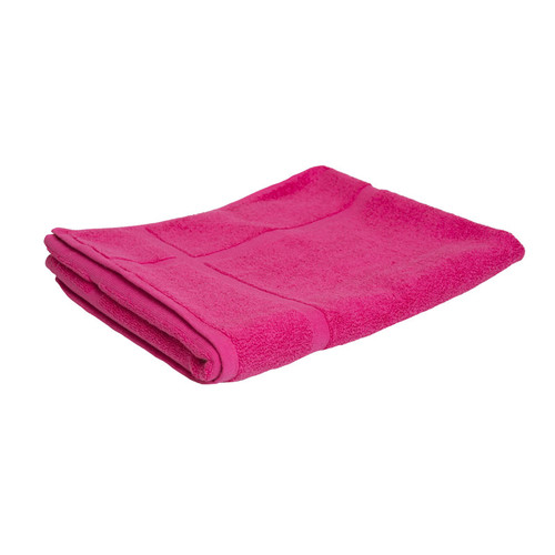 Hot Pink Towels Bathroom: 100% Cotton Fuchsia / Hot Pink 7pc Bath Towel Set By