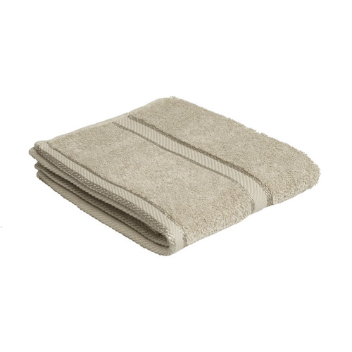 100% Cotton Linen / Latte Coffee Towels | Hand Towel