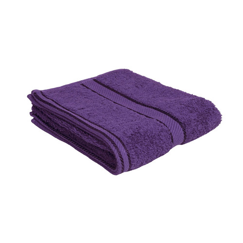 100% Cotton Purple Towels | Hand Towel