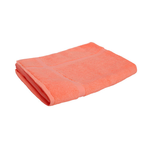 100% Cotton Terracotta / Rust Towels | Bath Mat