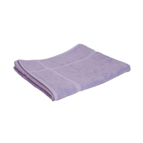 100% Cotton Lilac Towels | Bath Mat