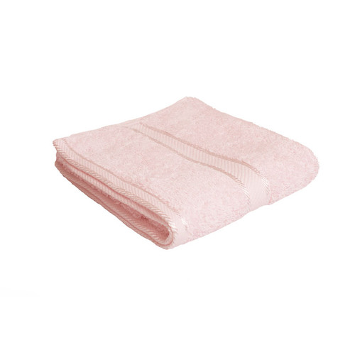 100% Cotton Baby Pink Towels | Hand Towel