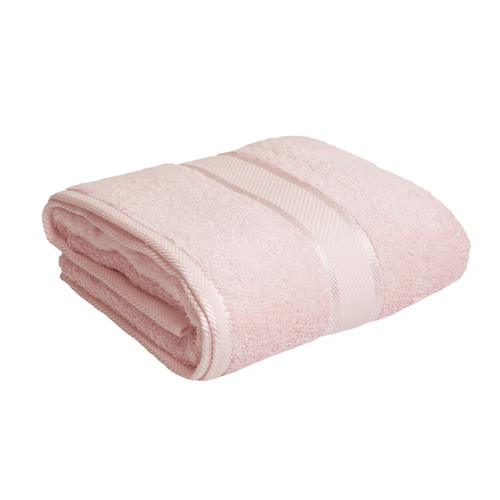 100% Cotton Baby Pink Towels | Bath Towel
