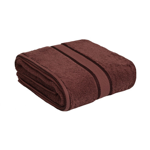 100% Cotton Chocolate Brown Towels | Bath Towel