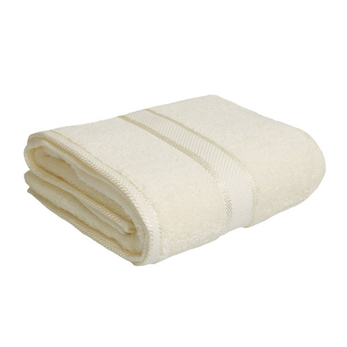 100% Cotton Cream Towels | Bath Towel